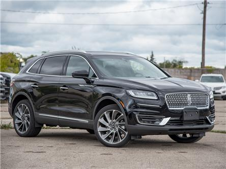 2019 Lincoln Nautilus Reserve (Stk: 19NT811) in St. Catharines - Image 1 of 24