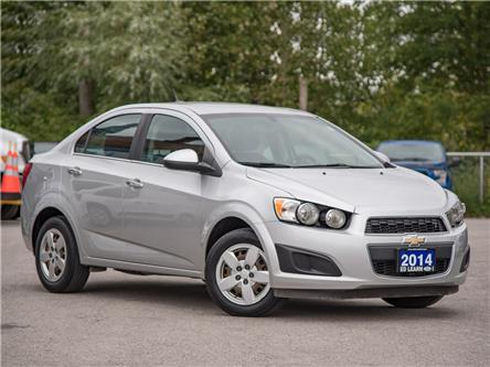 2014 Chevrolet Sonic LT Auto (Stk: 19RA963T1) in St. Catharines - Image 1 of 17