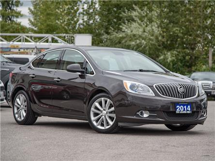 2014 Buick Verano Base (Stk: 802741T) in St. Catharines - Image 1 of 22