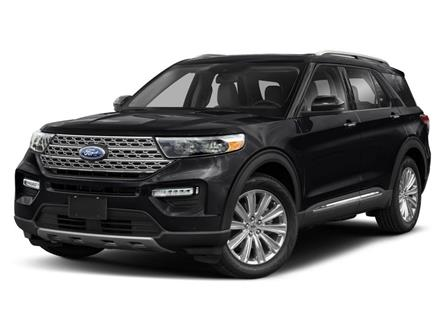 2020 Ford Explorer Platinum (Stk: 90040) in Wawa - Image 1 of 9
