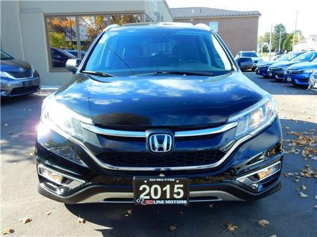 2015 Honda CR-V Touring (Stk: 5J6RM4) in Kitchener - Image 2 of 29
