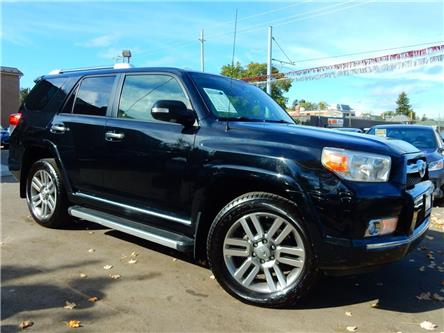 2013 Toyota 4Runner SR5 V6 (Stk: JTEBU5) in Kitchener - Image 1 of 28