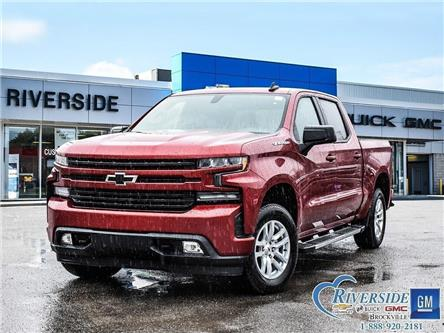 2019 Chevrolet Silverado 1500 RST (Stk: 19-179) in Brockville - Image 1 of 21