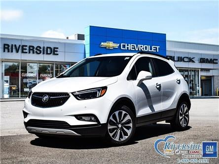 2019 Buick Encore Essence (Stk: 19-446) in Brockville - Image 1 of 25