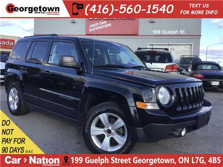2014 Jeep Patriot Sport/North | ALLOYS | FOGS | | CRUISE (Stk: GSP157A) in Georgetown - Image 1 of 22
