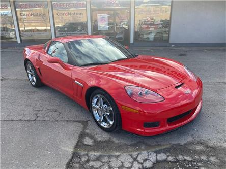 2011 Chevrolet Corvette GRANDSPORT   EXTREMELY LOW KMS   COLLECTOR CAR (Stk: P12652) in Oakville - Image 2 of 17