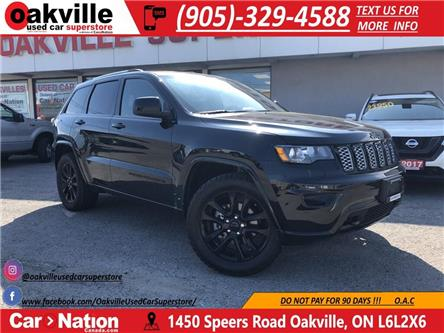2019 Jeep Grand Cherokee LAREDO ALTITUDE 4X4 | NAVI | B/U CAM | CARPLAY (Stk: P12419) in Oakville - Image 1 of 21