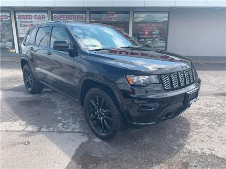 2019 Jeep Grand Cherokee LAREDO ALTITUDE 4X4 | NAVI | B/U CAM | CARPLAY (Stk: P12419) in Oakville - Image 2 of 21