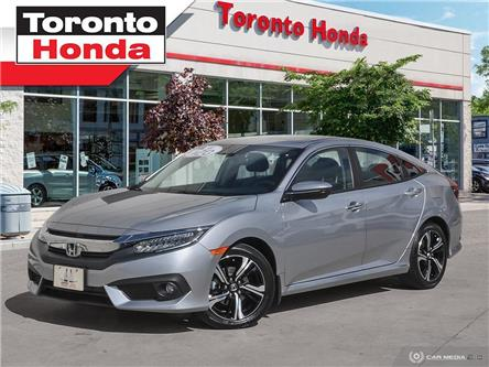 2017 Honda Civic Touring/452 Watt Audio/Navi/HD radio/LEd Head ligh (Stk: 39568) in Toronto - Image 1 of 27