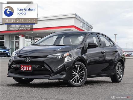 2019 Toyota Corolla LE (Stk: U9163) in Ottawa - Image 1 of 29