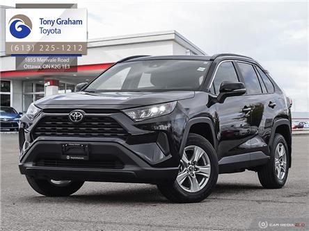 2019 Toyota RAV4 LE (Stk: U9199) in Ottawa - Image 1 of 28