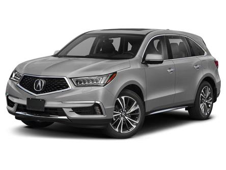 2020 Acura MDX Tech Plus (Stk: L800077) in Brampton - Image 1 of 9