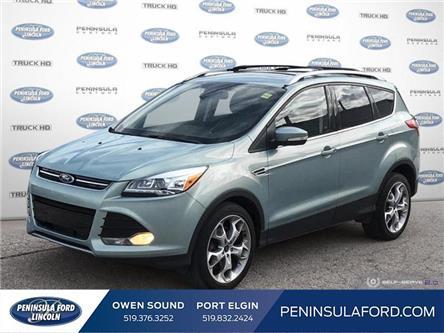 2013 Ford Escape Titanium (Stk: 1811A) in Owen Sound - Image 1 of 25