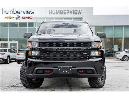 2020 Chevrolet Silverado 1500 Silverado Custom Trail Boss (Stk: 20SL049) in Toronto - Image 2 of 18