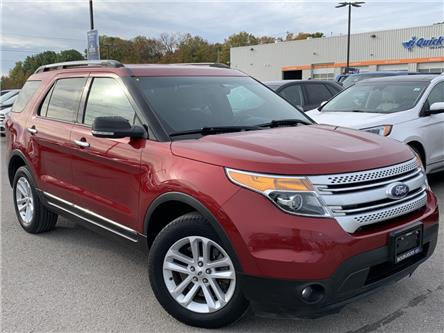 2015 Ford Explorer XLT (Stk: 19T1116A) in Midland - Image 1 of 18