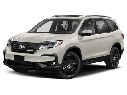 2020 Honda Pilot Black Edition (Stk: V26) in Pickering - Image 1 of 9