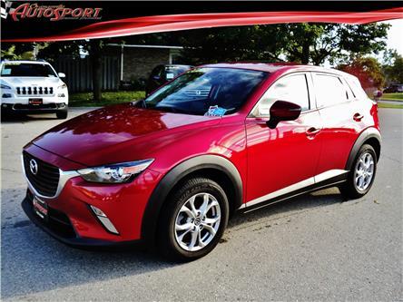 2017 Mazda CX-3 GS (Stk: 1536) in Orangeville - Image 1 of 21