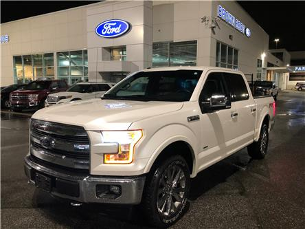 2017 Ford F-150 Lariat (Stk: OP19354) in Vancouver - Image 1 of 28
