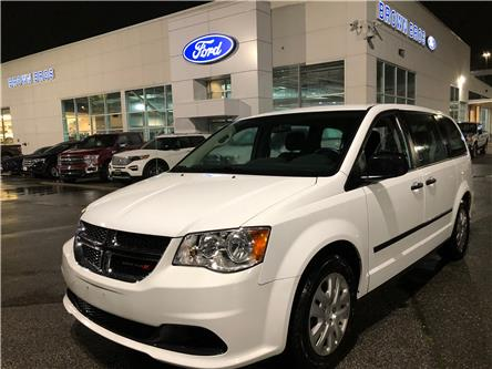 2016 Dodge Grand Caravan SE/SXT (Stk: 1961158A) in Vancouver - Image 1 of 20