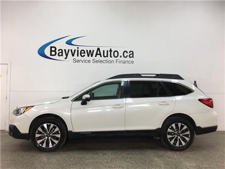 2017 Subaru Outback 3.6R Limited (Stk: 35785W) in Belleville - Image 1 of 29