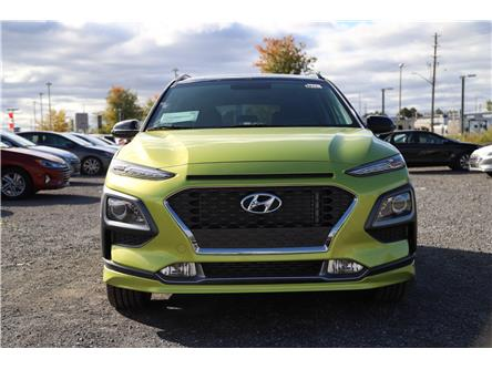 2020 Hyundai Kona 1.6T Trend w/Two-Tone Roof (Stk: R05222) in Ottawa - Image 2 of 9
