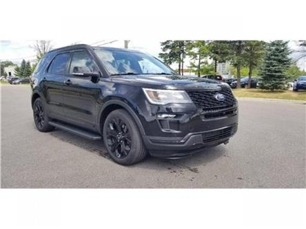 2019 Ford Explorer Sport (Stk: P8751) in Unionville - Image 1 of 22