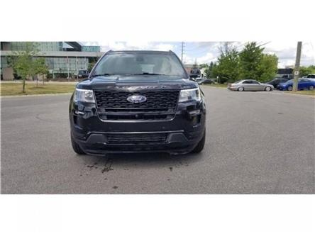 2019 Ford Explorer Sport (Stk: P8751) in Unionville - Image 2 of 22