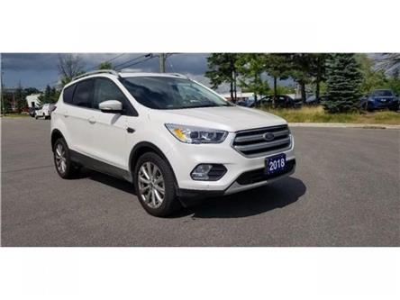 2018 Ford Escape Titanium (Stk: P8702) in Unionville - Image 1 of 14