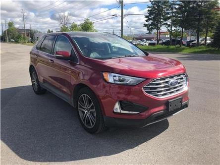 2019 Ford Edge Titanium (Stk: P8579) in Unionville - Image 1 of 18