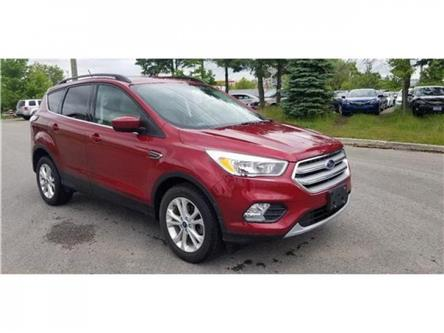 2018 Ford Escape SE (Stk: P8654) in Unionville - Image 1 of 19