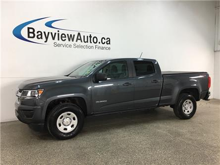 2016 Chevrolet Colorado WT (Stk: 35835W) in Belleville - Image 1 of 28