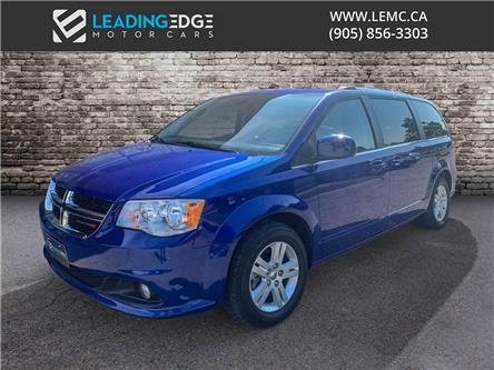 2018 Dodge Grand Caravan Crew (Stk: ) in Woodbridge - Image 1 of 18