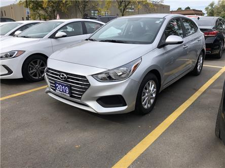2019 Hyundai Accent Preferred (Stk: OP10559) in Mississauga - Image 1 of 9