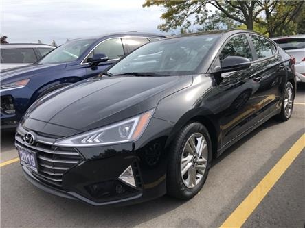 2019 Hyundai Elantra Preferred (Stk: OP10525) in Mississauga - Image 1 of 10