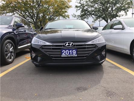 2019 Hyundai Elantra Preferred (Stk: OP10525) in Mississauga - Image 2 of 10