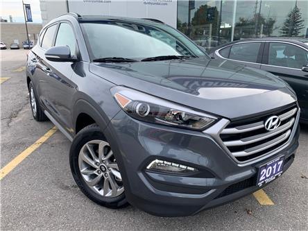2017 Hyundai Tucson Luxury (Stk: 8042H) in Markham - Image 1 of 24