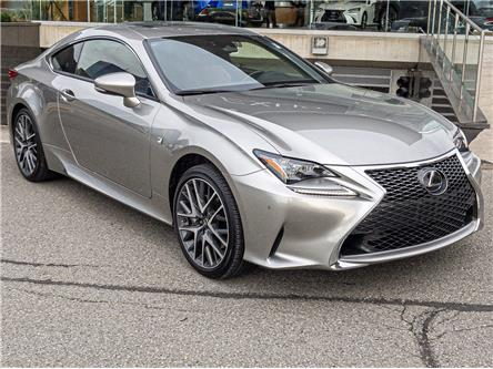 2018 Lexus RC 350 Base (Stk: 28757A) in Markham - Image 1 of 24