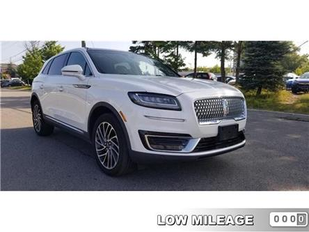 2019 Lincoln Nautilus Reserve (Stk: P8755) in Unionville - Image 1 of 21