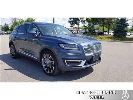 2019 Lincoln Nautilus Reserve (Stk: P8735) in Unionville - Image 1 of 22