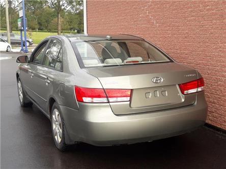 2008 Hyundai Sonata GL (Stk: U3444A) in Charlottetown - Image 2 of 6