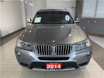 2014 BMW X3 xDrive28i (Stk: 16411B) in North York - Image 2 of 27