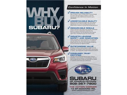 2019 Subaru Crosstrek Convenience (Stk: SUB2120) in Charlottetown - Image 2 of 10