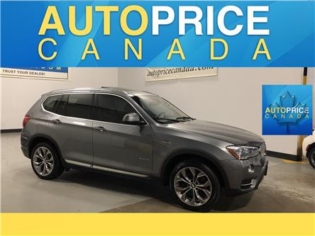 2016 BMW X3 xDrive35i (Stk: F0649) in Mississauga - Image 1 of 29
