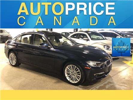 2015 BMW 328i xDrive (Stk: W0617) in Mississauga - Image 1 of 27
