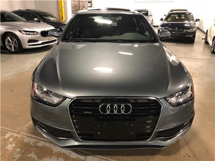 2015 Audi A4 2.0T Technik plus (Stk: W0654) in Mississauga - Image 2 of 26