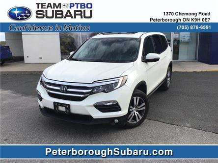 2017 Honda Pilot EX-L Navi (Stk: SP0282) in Peterborough - Image 1 of 22