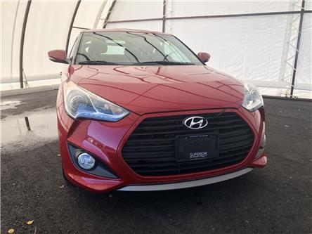 2013 Hyundai Veloster Turbo (Stk: 16023A) in Thunder Bay - Image 1 of 17