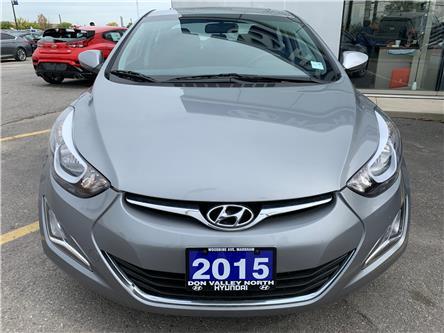 2015 Hyundai Elantra GLS (Stk: 7973H) in Markham - Image 2 of 20