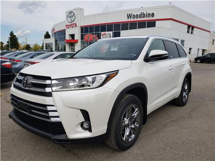 2019 Toyota Highlander Limited (Stk: 9-1266) in Etobicoke - Image 1 of 16