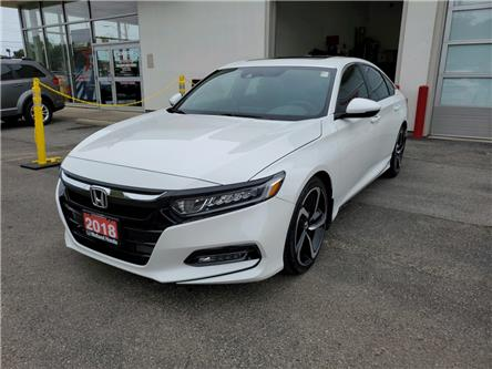 2018 Honda Accord Sport (Stk: U6728) in Welland - Image 2 of 21